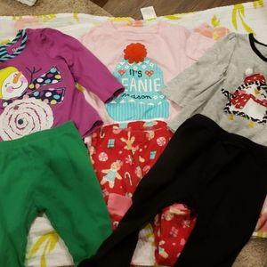 3 Christmas Outfits